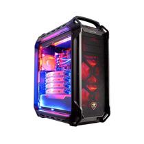 Gabinete Cougar Gaming Panzer Max Full Tower Black Windowed