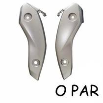 Carenagem Lateral Farol Fazer 250 2011 Prata (par)