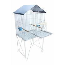 Viveiro Duplex Calopsita E Outros Pássaros Aves Pet Shop