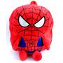 Mochila Homem Aranha Escolar Infantil Herói Spider Man 3d