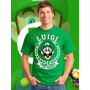 Camiseta Luigi, Super Mario Bros Video Games
