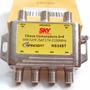 Chave Comutadora Sky 3x4 / Substitui Diplexer - Kit C/ 5 Un