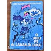 Livro Meu Pé De Laranja Lima José Mauro De Vasconcelos Livr