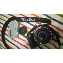 Câmera Fotográfica Semi-profissional Canon