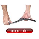 Limpador-De-Para-brisa-Palheta-Flat-Silicone-Slim-Softwiper