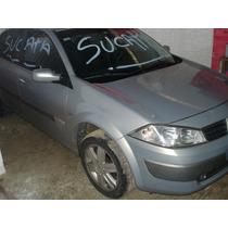 Floripa Imports Sucata Renault Megane Sedan 2008