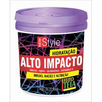 Hidratação Alto Impacto Efeito Teia New Style 1kg
