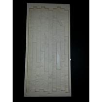 Forma De Silicone Para Placa De Gesso Decorativa Canjiquinha