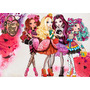 Ever After High - Papel Arroz A4 Comestível
