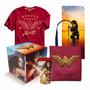 Kit Gift Box Dc Comics Mulher-maravilha Oficial Wonder Woman