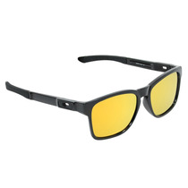 Óculos Masculino Oakley Catalyst Polished Black 24k
