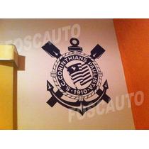 Adesivo Escudo Times Palmeiras Atlético Botafogo Corinthians
