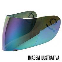 Viseira Polivisor Agv K3/k4 Camaleao - Mix Un Rs1