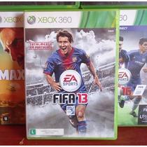 Jogo Fifa 13 Xbox 360 Original Pronta Entrega