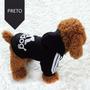 Roupa Para Cachorros Adidas Yorkshire/maltês/shihtzu/lhasa