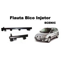 Flauta Bico Injetor Renault Scenic 1.6 16v Gasolina