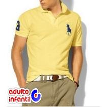 Camisa Polo Masculina Frete Grátis