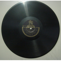 Disco 78 Rpm -dyrcinha Batista -odeon 12.228
