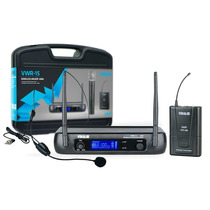Microfone Vokal Vwr15 Auricular Headset Uhf - Promoção