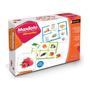 Jogo De Nomes Didático Infantil Maxiloto - Alimentos - Elka