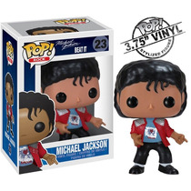 Michael Jackson Beat It #23 - Funko Pop! Rock