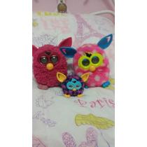 3 Furbys Original Hasbro + Acessorio