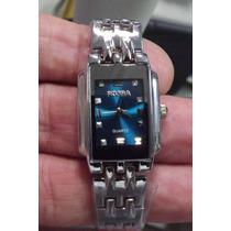 Relógio Fem - Rosra - Quartz - Made In China