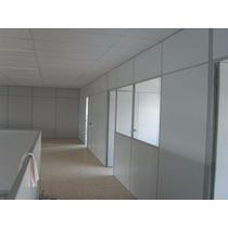 Divisória, Eucatex, Pvc E Drywall - Montagem E Desmontagem