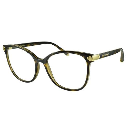 Óculos De Grau Dolce   Gabbana Dg5035 502 55x17 140 3ad9d0fd44