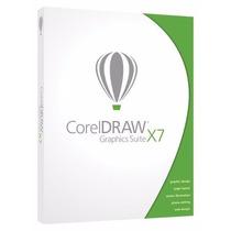 Corel Draw X7 Instale E Ative + Livro Tutorial
