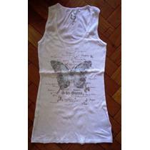 Camiseta Regata Feminina Guess - Importado