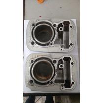 Cilindro De Motor Dianteiro + Cilindro Traseiro Shadow 600