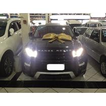 Range Rover Evoque Dynamic 2.0 16v 4wd Com Teto Panorâmico