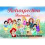 Retrospectiva Animada Infantil Tema Minnie Envio Por E-mail