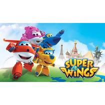 Super Wings Jett - Avião Transformer Discovery Kids