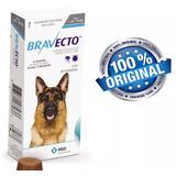 Bravecto Anti Pulgas E Carrapatos P Cães De 20kg A 40kg Full