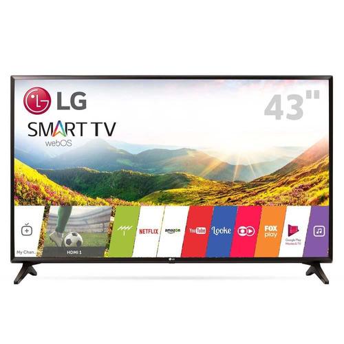 Smart Tv Led 43 Full Hd Lg 43lj5550 Wi - fi Hdmi E Usb