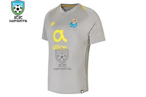 Camisa Porto 2018 2019 Uniforme 2. R  170 d7c7408b36efa