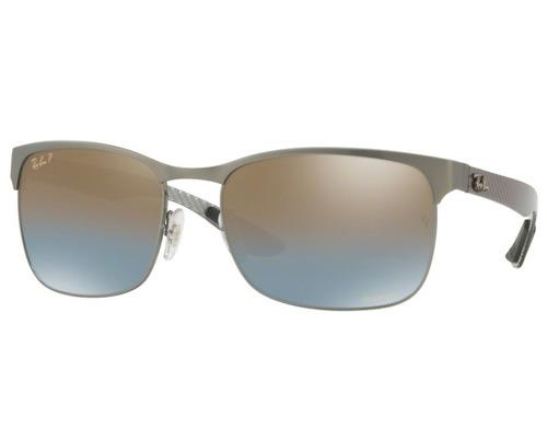 3f18da1c4e Óculos De Sol Ray Ban Chromance Polarizado Rb8319 Tam.60