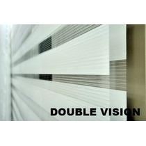 Cortina Persiana Rolo Double Vision