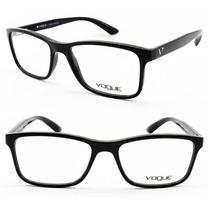 Armação Masculina P/ Óculos De Grau Vogue Original - Vo5045