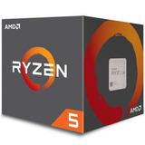 Processador Amd Ryzen 5 2600 19mb 3.4 - 3.9ghz Am4