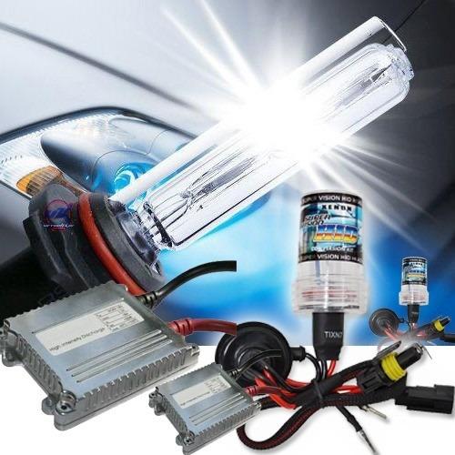 Kit Xenon Lampada 6000k 8000k 10000k 12000k H1 H3 H4 H7