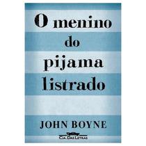 Livro: O Menino Do Pijama Listrado