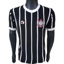 Busca Camiseta Corinthians retro com os melhores preços do Brasil ... b510dbeeb4067