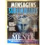 Revista Mensagens Subliminares Controle Da Mente Lacrado!