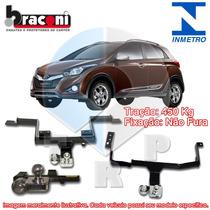 Engate Reboque Braconi Hyundai Hb20x 2013 A 2015 Inmetro