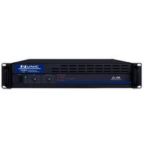 Amplificador Potência 400w Unic Audio Zx 400