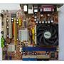 Kit Placa Mãe Foxconn 761gxm2ma + Processador Sempron 1.9ghz