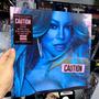 Lp Mariah Carey - Caution Vinyl Importado Lacrado Pronta Ent Original